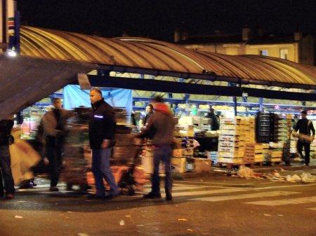 Marché de Montreuil