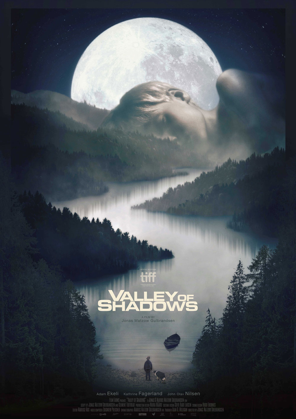 affiche Valley of shadows
