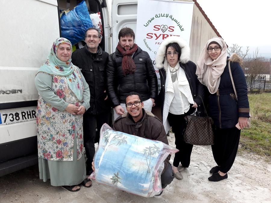 SOS Syrie