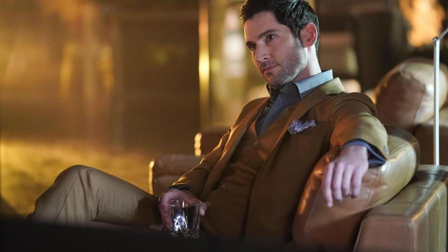 Tom Ellis alias Lucifer